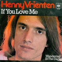 Cover Henny Vrienten - If You Love Me