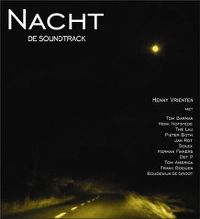 Cover Henny Vrienten - Nacht - De soundtrack