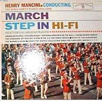 Cover Henry Mancini - March Step In Hi-Fi