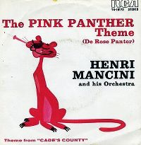 Cover Henry Mancini And His Orchestra - The Pink Panther Theme