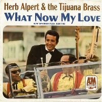 Cover Herb Alpert & The Tijuana Brass - What Now My Love