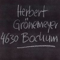 Cover Herbert Grönemeyer - 4630 Bochum