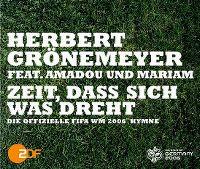 Cover Herbert Grönemeyer feat. Amadou & Mariam - Zeit, dass sich was dreht