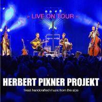 Cover Herbert Pixner Projekt - Live On Tour