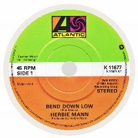 Cover Herbie Mann - Bend Down Low