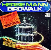 Cover Herbie Mann - Birdwalk