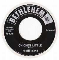 Cover Herbie Mann - Chicken Little