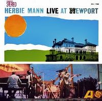 Cover Herbie Mann - Herbie Mann Live At Newport