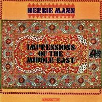Cover Herbie Mann - Impressions Of The Middle East
