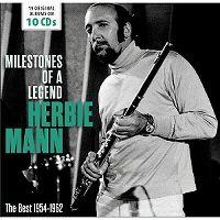 Cover Herbie Mann - Milestones Of A Legend