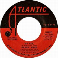 Cover Herbie Mann - My Girl