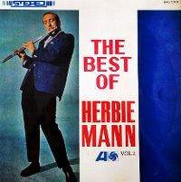 Cover Herbie Mann - The Best Of Herbie Mann Vol. 2