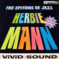Cover Herbie Mann - The Epitome Of Jazz