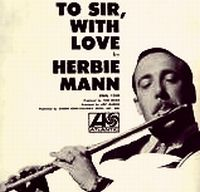 Cover Herbie Mann - To Sir, With Love