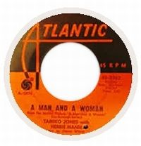 Cover Herbie Mann & Tamiko Jones - A Man And A Woman