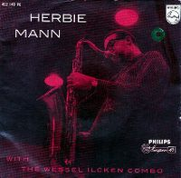 Cover Herbie Mann With The Wessel Ilcker Trio - Little Girl