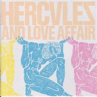 Cover Hercules And Love Affair - Hercules And Love Affair