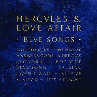 Cover Hercules & Love Affair - Blue Songs