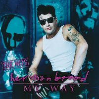 Cover Herman Brood - My Way - The Hits