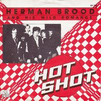 Cover Herman Brood And His Wild Romance - Hot Shot