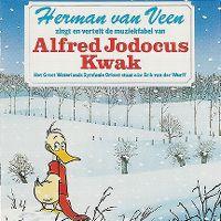 Cover Herman van Veen - Alfred Jodocus Kwak