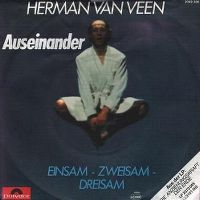 Cover Herman van Veen - Auseinander