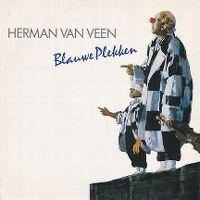 Cover Herman van Veen - Blauwe plekken