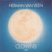 Cover Herman van Veen - De Clowns