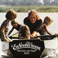 Cover Herman van Veen - En nooit weerom