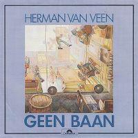 Cover Herman van Veen - Geen baan