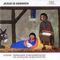 Cover Herman van Veen - Jezus is geboren