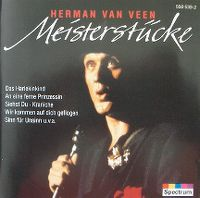 Cover Herman van Veen - Meisterstücke