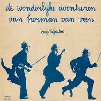 Cover Herman van Veen - Opzij