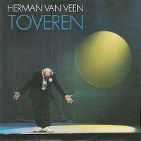 Cover Herman van Veen - Toveren