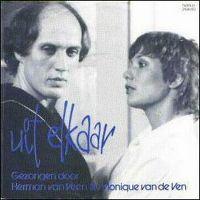 Cover Herman van Veen & Monique van de Ven - Uit elkaar