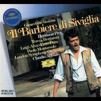Cover Hermann Prey / London Symphony Orchestra / Claudio Abbado - Il Barbiere di Siviglia - Gioacchino Rossini