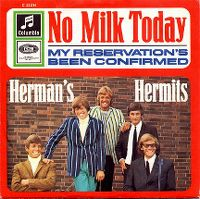 Cover Herman's Hermits - No Milk Today