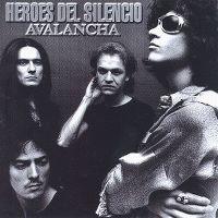 Cover Heroes Del Silencio - Avalancha