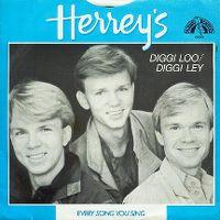 Cover Herrey's - Diggi Loo / Diggi Ley