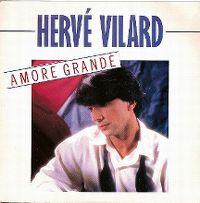 Cover Hervé Vilard - Amore grande