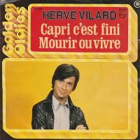 Cover Hervé Vilard - Capri c'est fini