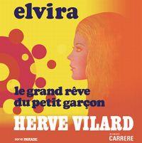Cover Hervé Vilard - Elvira