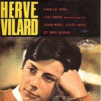 Cover Hervé Vilard - Fais-la rire