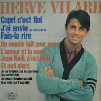 Cover Hervé Vilard - Hervé Vilard