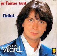 Cover Hervé Vilard - Je l'aime tant