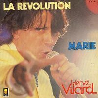 Cover Hervé Vilard - La révolution