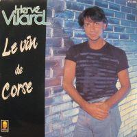 Cover Hervé Vilard - Le vin de Corse