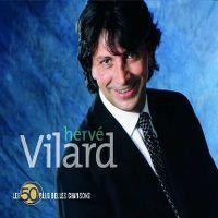 Cover Hervé Vilard - Les 50 plus belles chansons