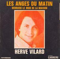 Cover Hervé Vilard - Les anges du matin
