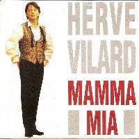 Cover Hervé Vilard - Mamma mia